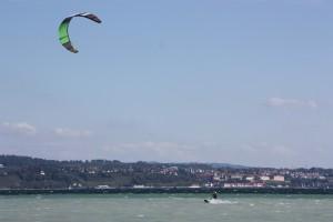 Kiten beim WSCK